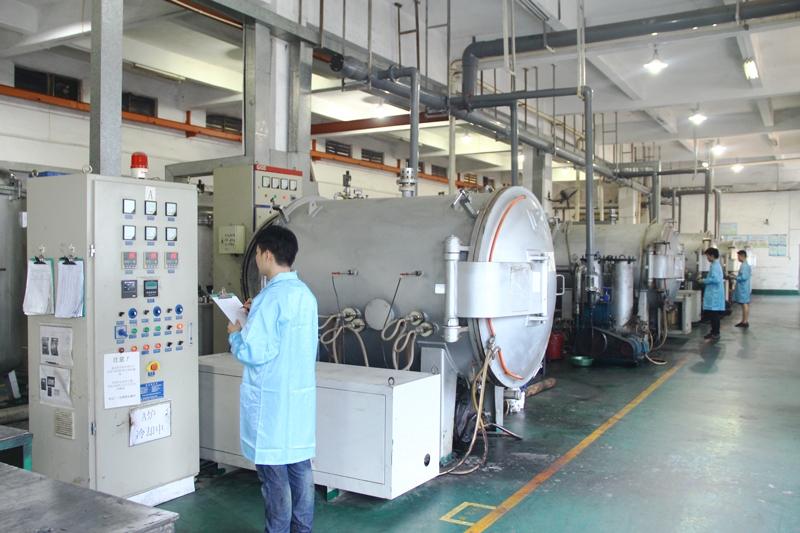 石墨碳化炉
